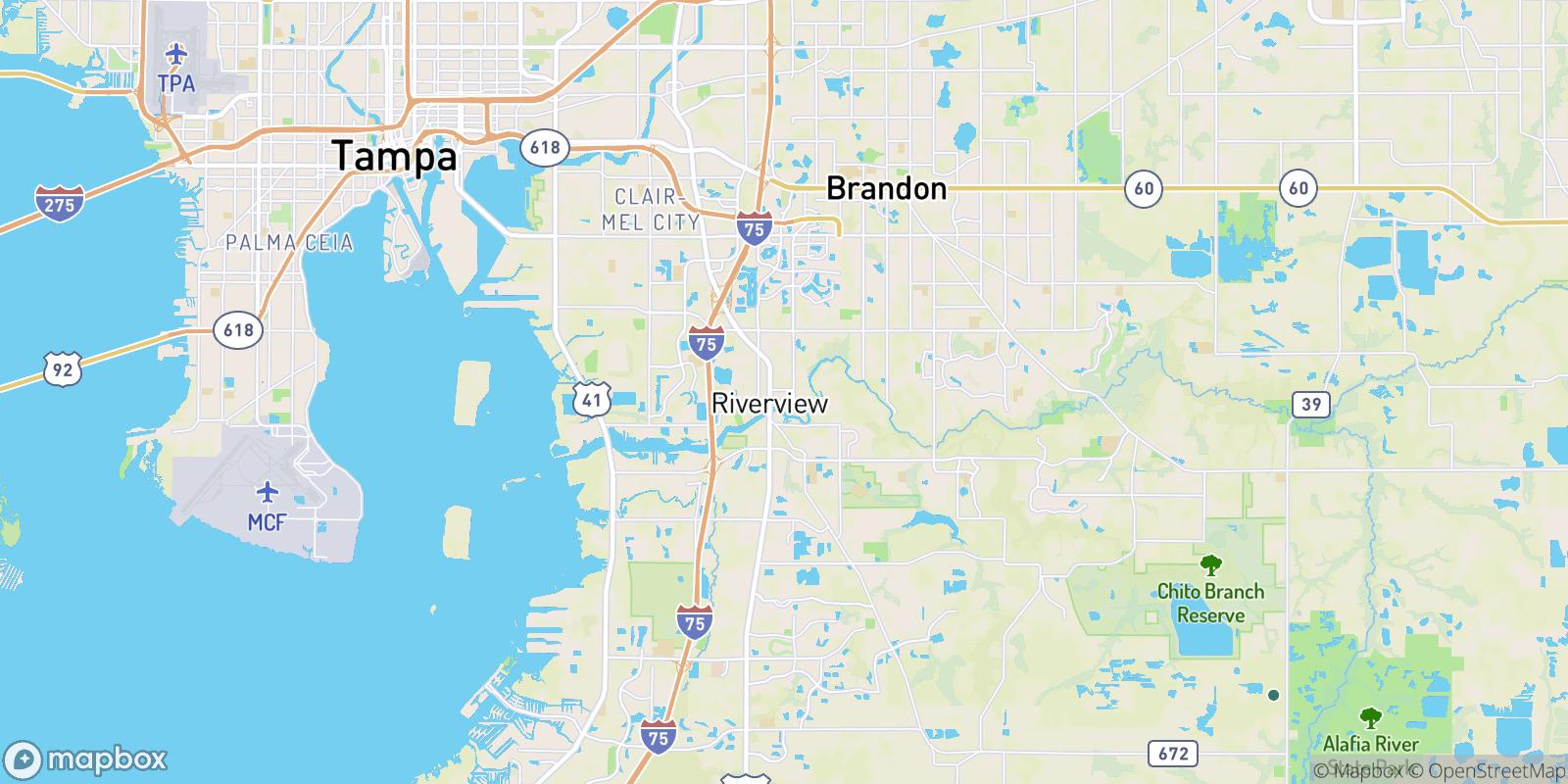 The best camping near Hancocks Acres, Florida