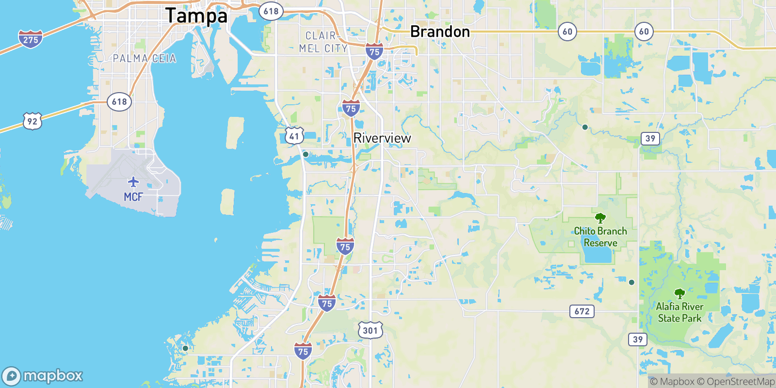 The best camping near Lakeside, Florida