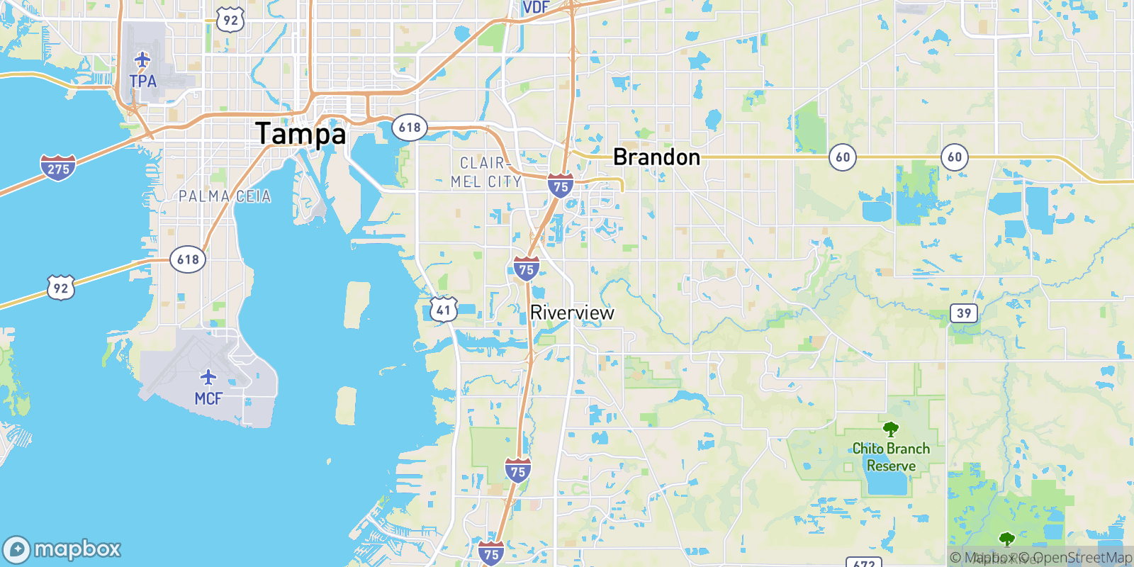 The best camping near Krycuil Oaks Estates, Florida