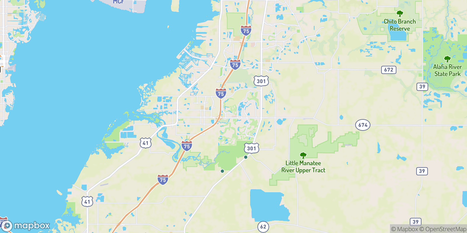 The best camping near Cypress Park, Florida
