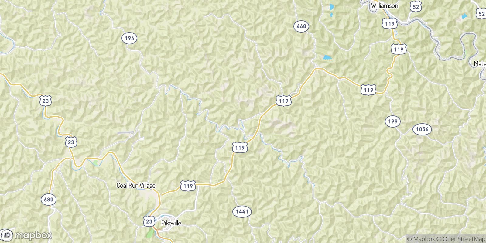 The best camping near Meta, Kentucky