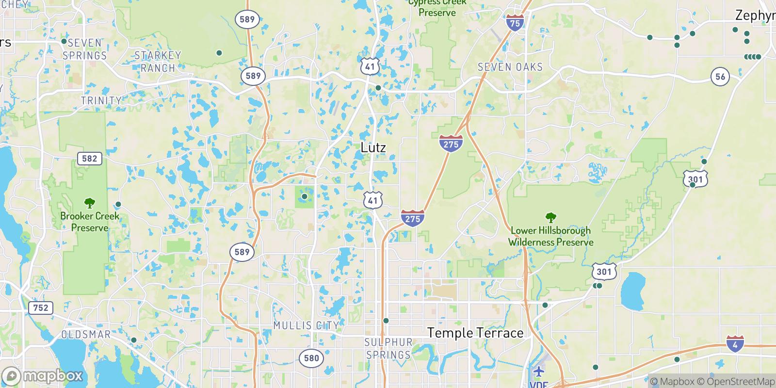 The best camping near Oak Ledge, Florida