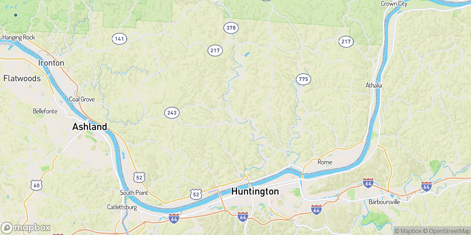 The best camping near Getaway, Ohio