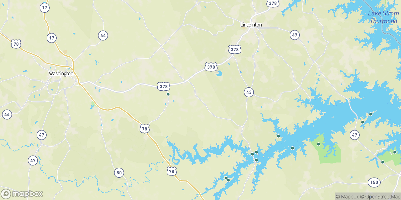 The best camping near Adasburg, Georgia