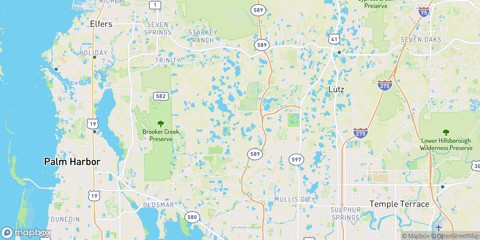 The best camping near Woodham Farms, Florida