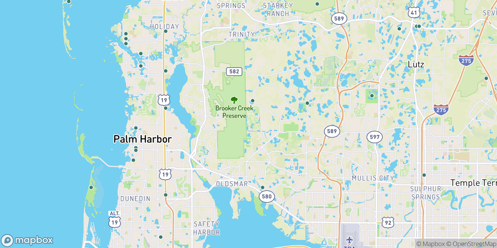 The best camping near Canterbury Village, Florida