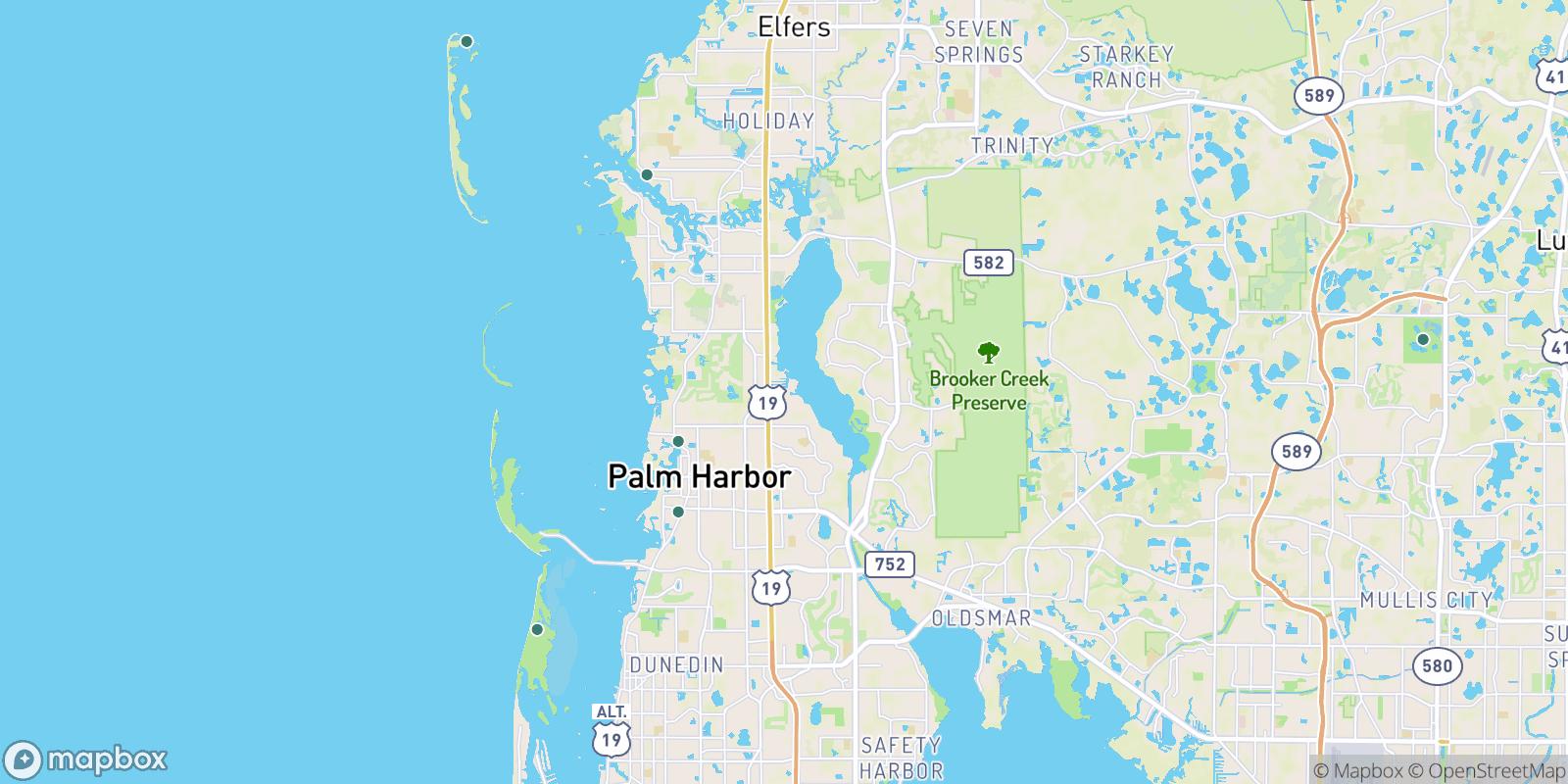 The best camping near Lake Shore Estates, Florida