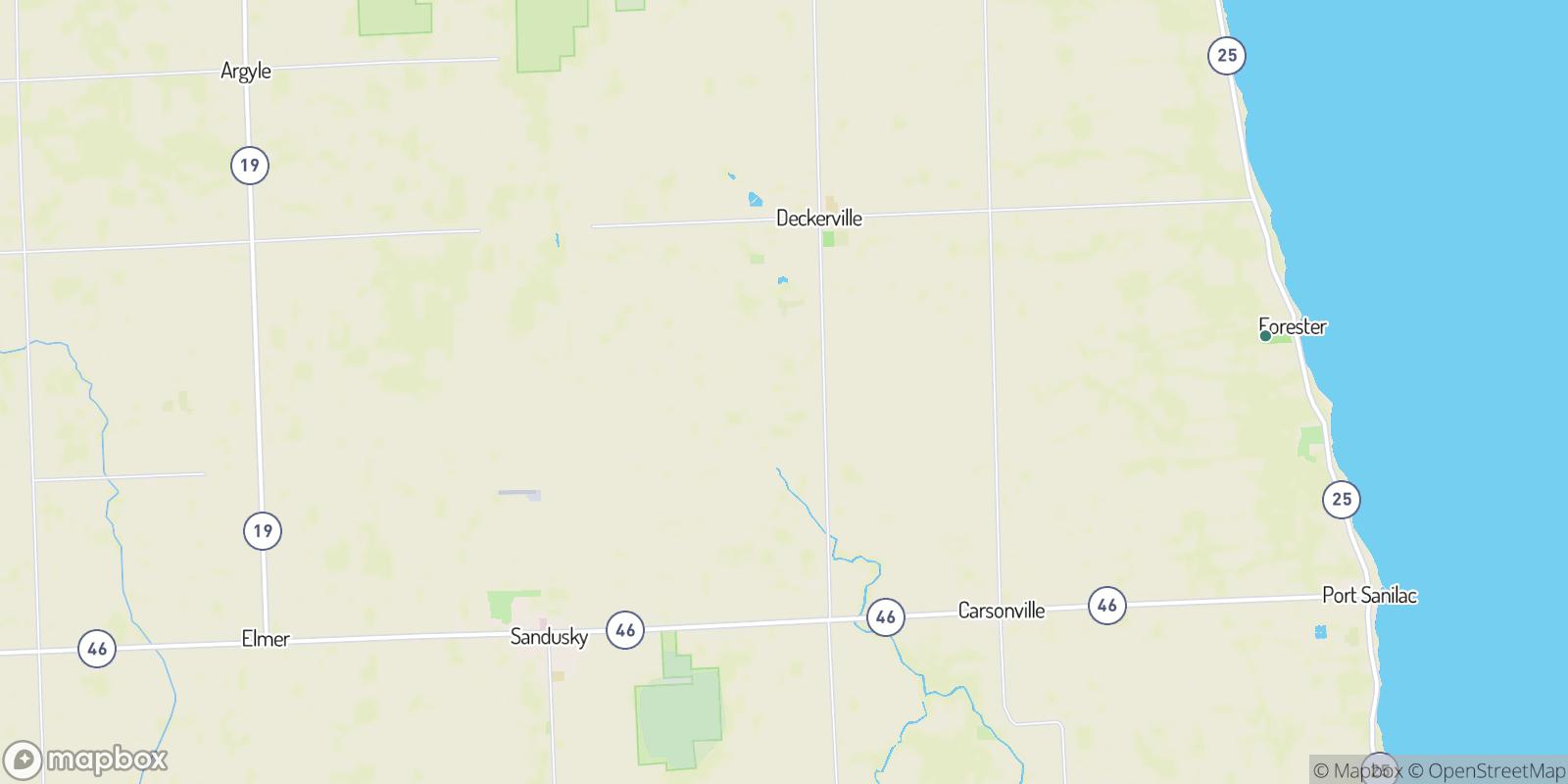 The best camping near Mcgregor, Michigan