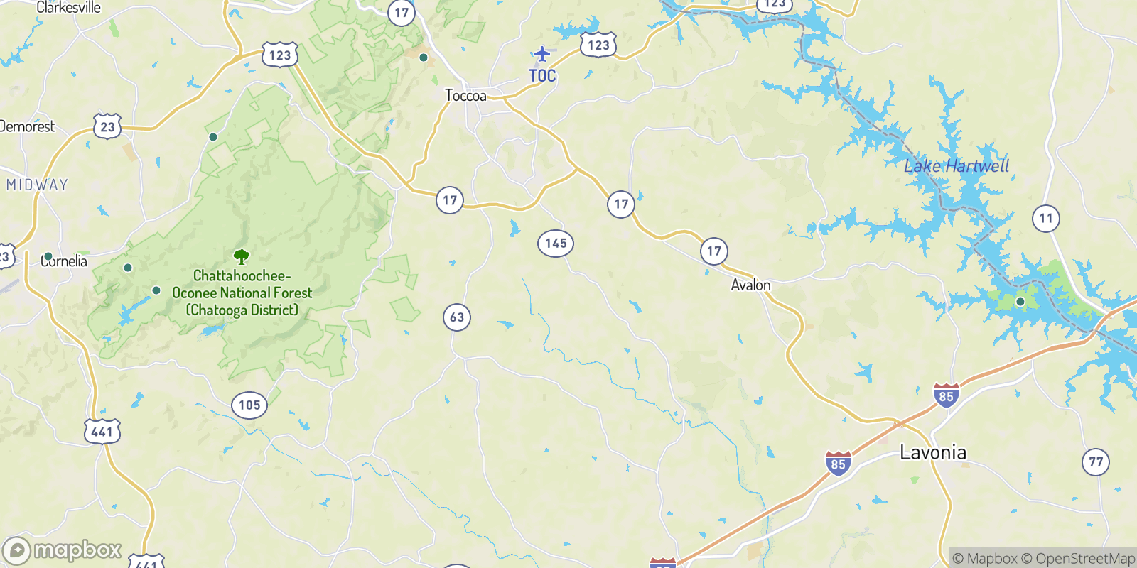 The best camping near Union Hill, Georgia