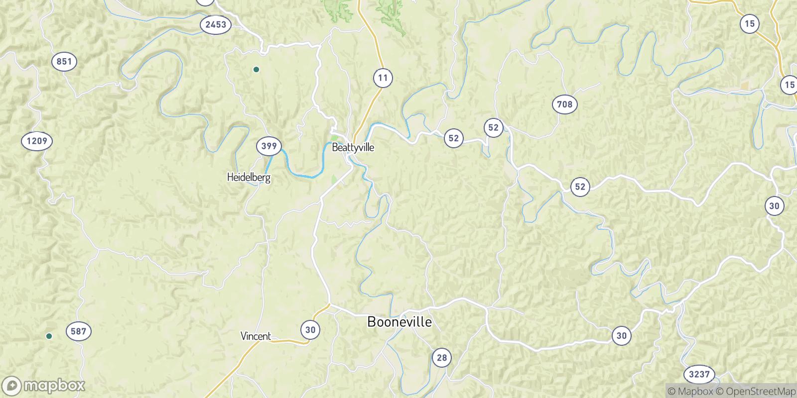 The best camping near Enoch, Kentucky