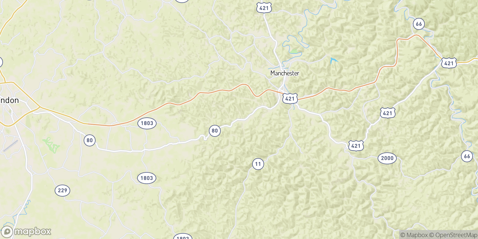 The best camping near Pigeonroost, Kentucky