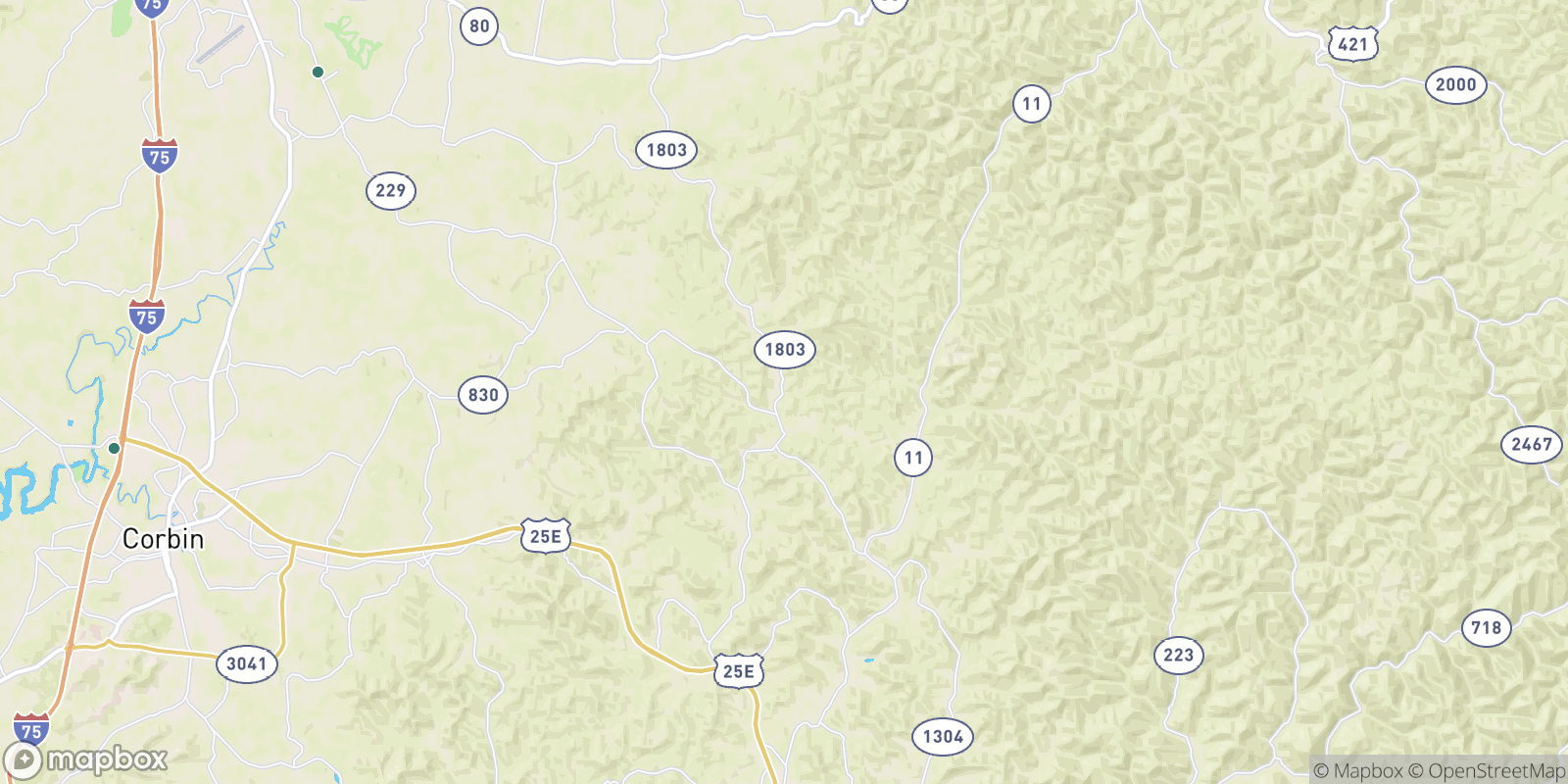The best camping near Crane Nest, Kentucky