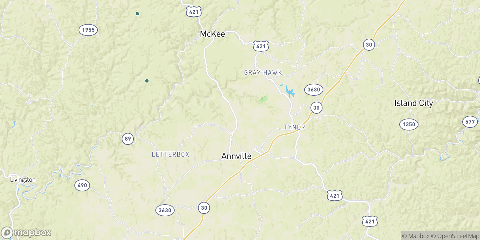 The best camping near Olin, Kentucky