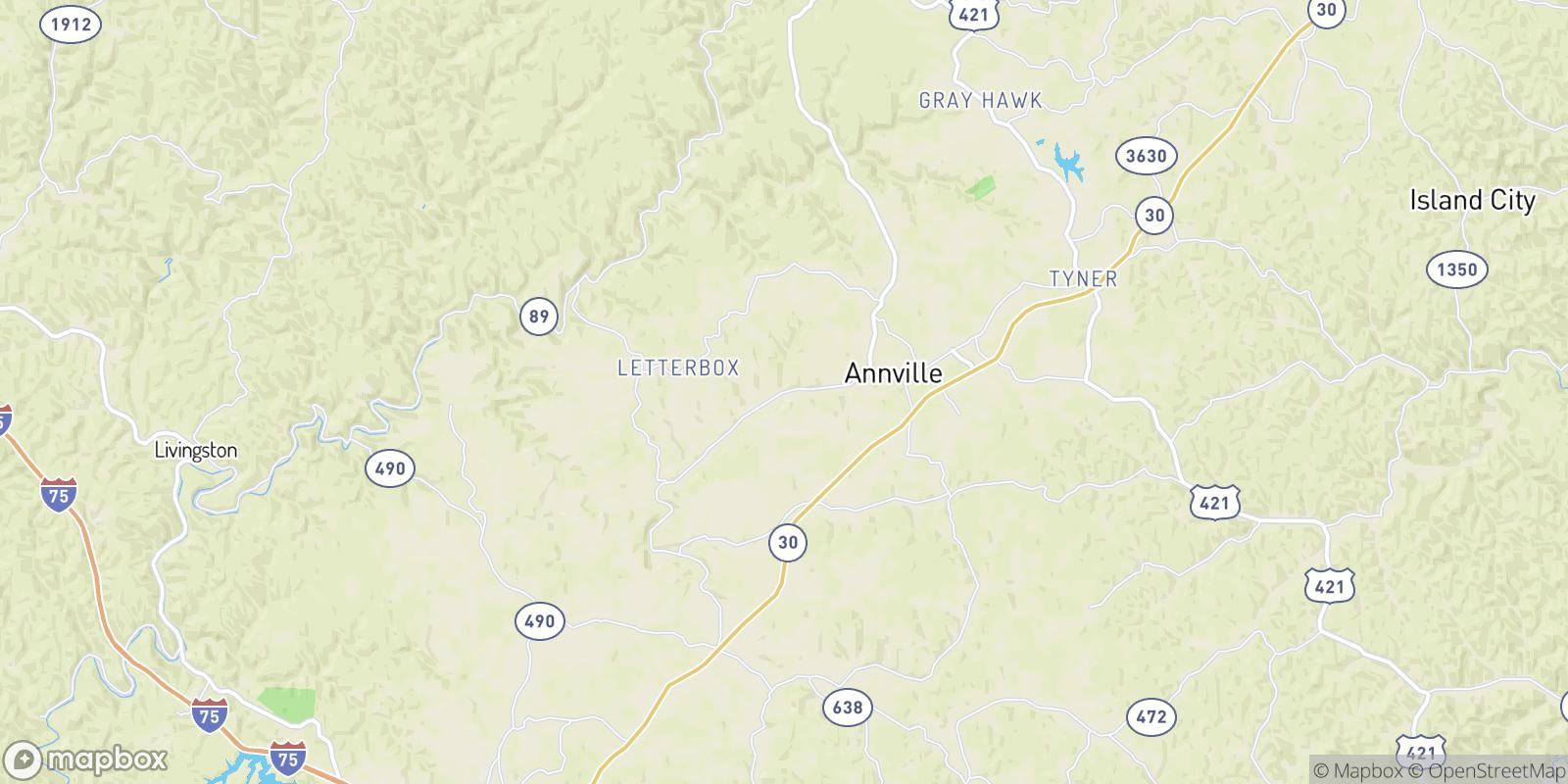 The best camping near Cornelius, Kentucky