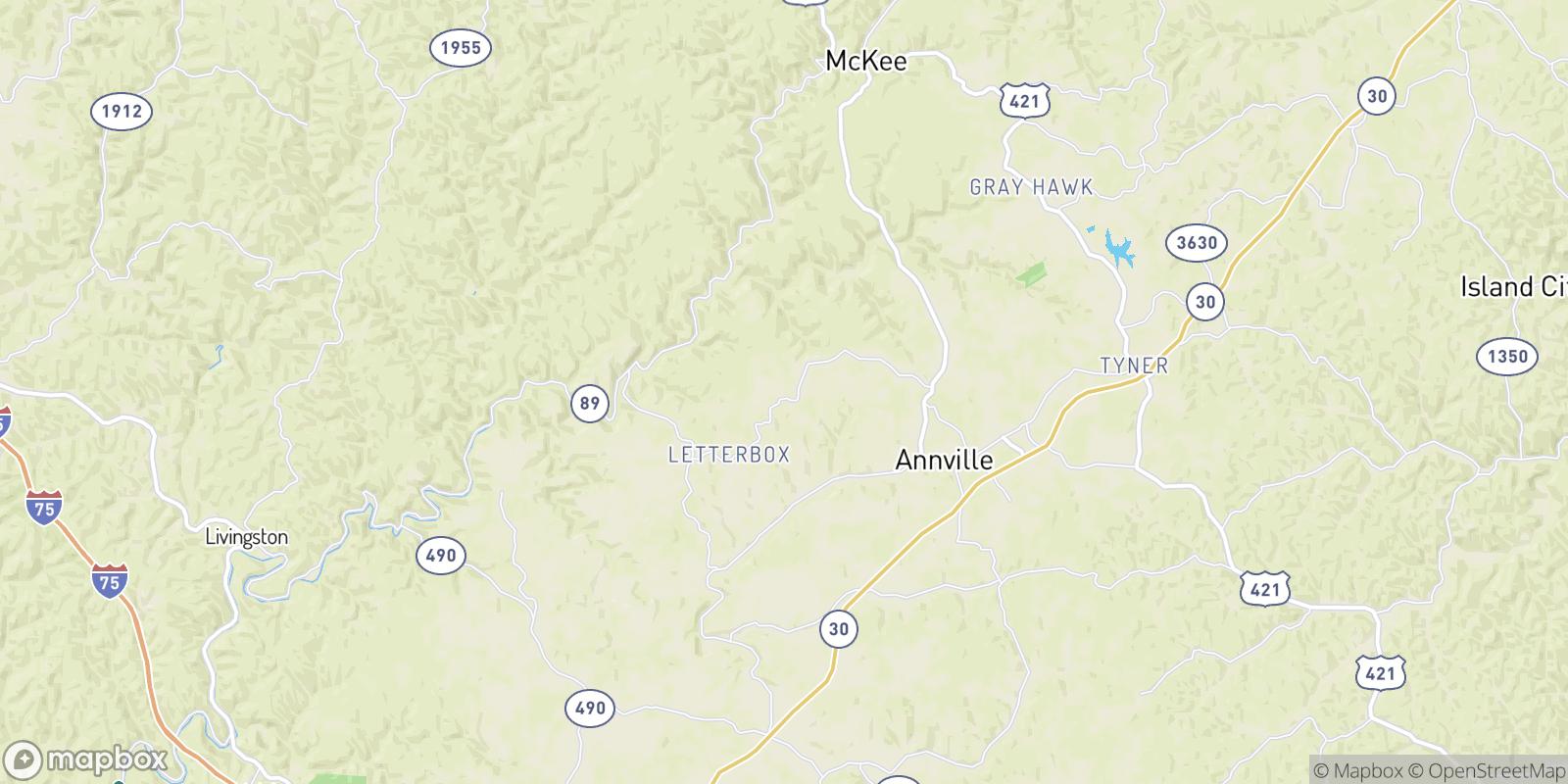 The best camping near Dabolt, Kentucky