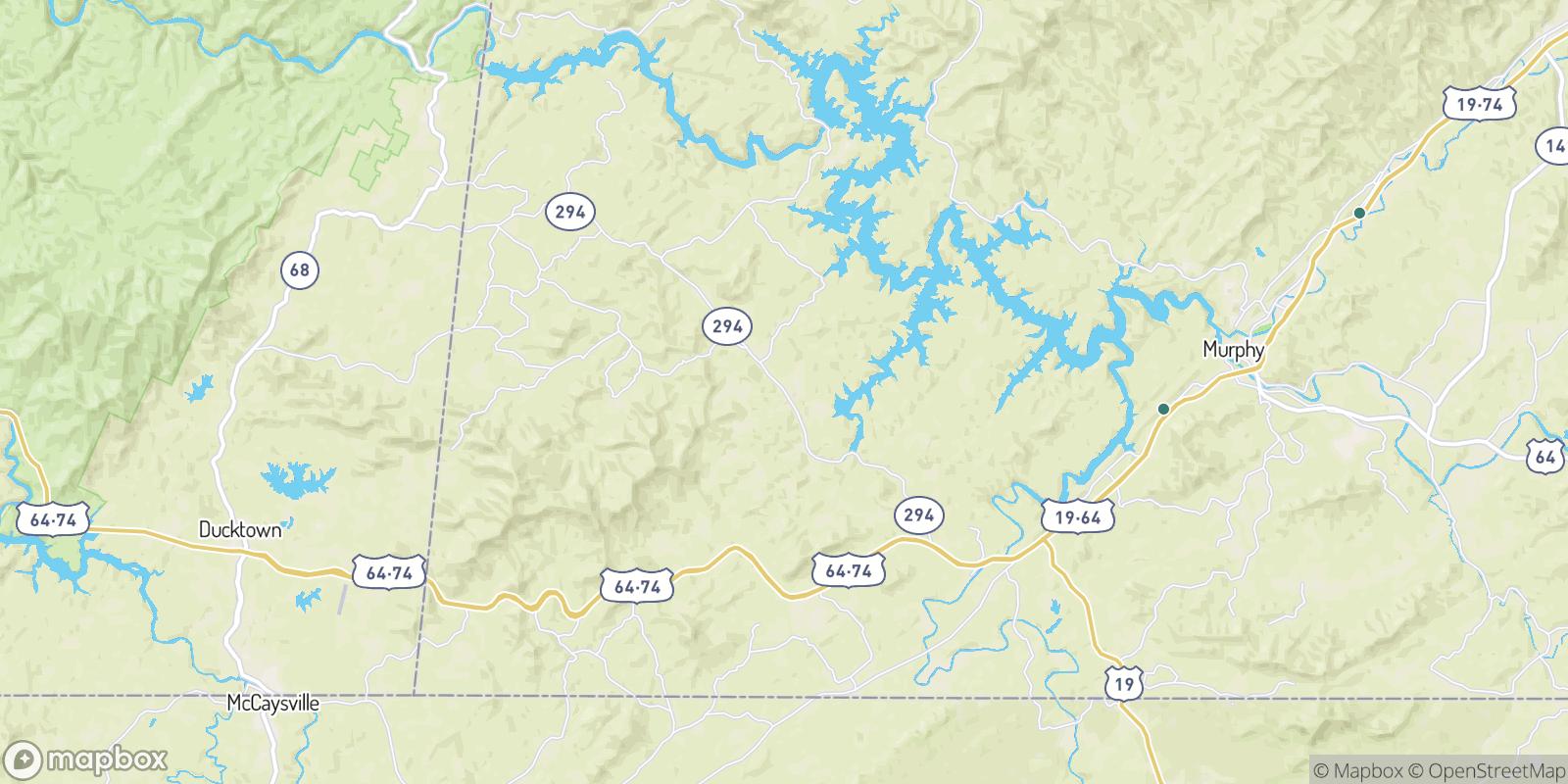 The best camping near Friendship, North Carolina