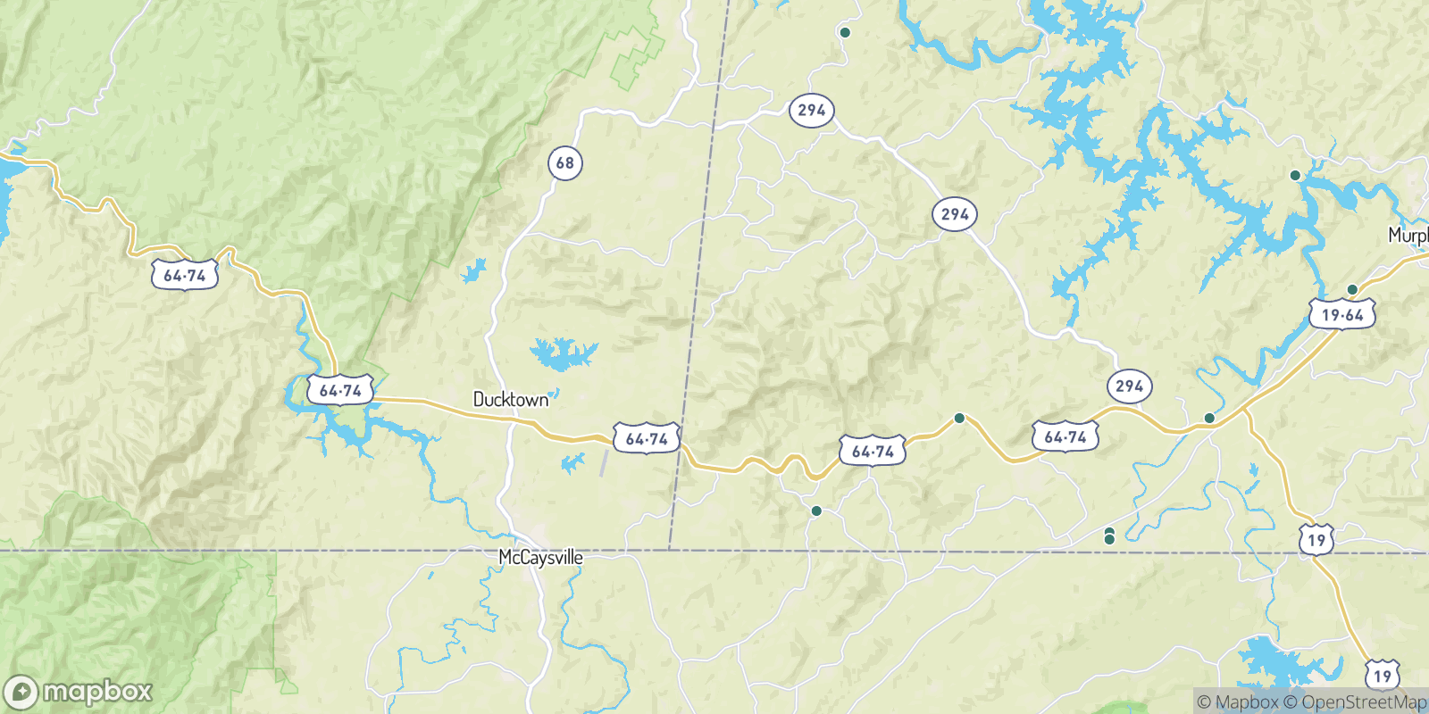 The best camping near Burger Town, North Carolina