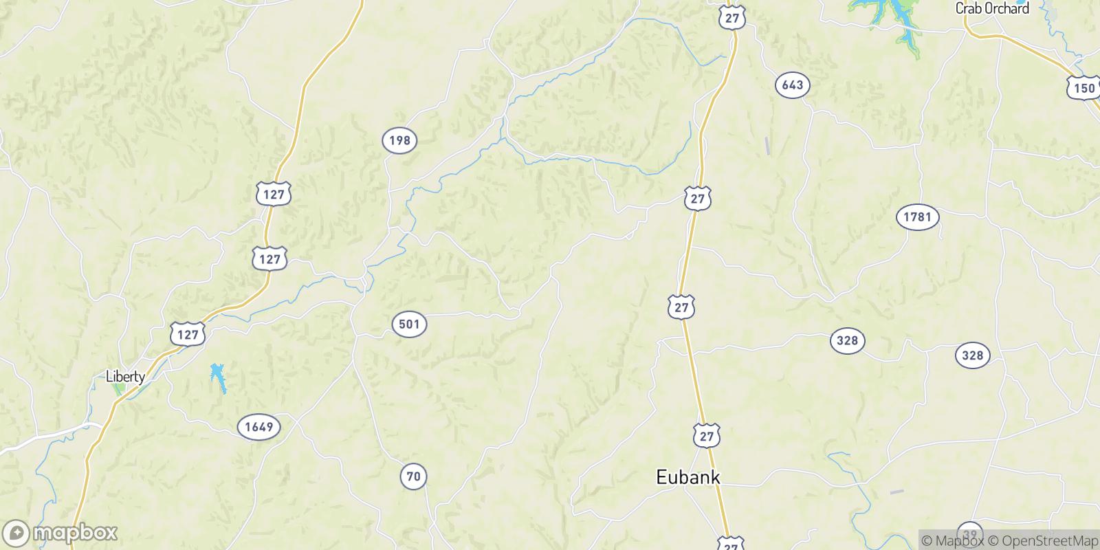 The best camping near Duncan, Kentucky
