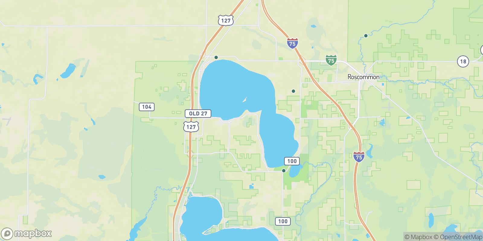 The best camping near Lyon Manor, Michigan