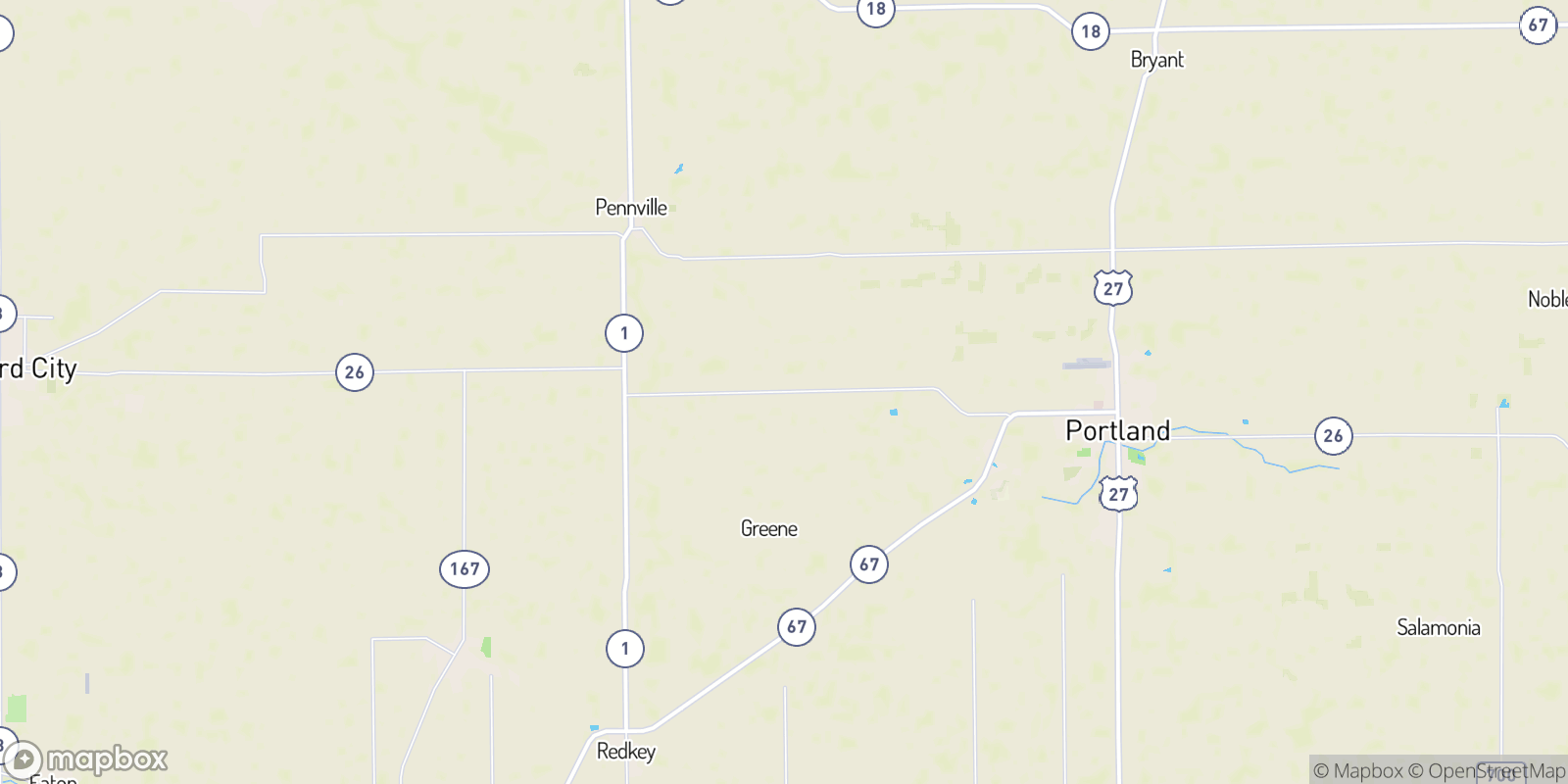 The best camping near Pony, Indiana