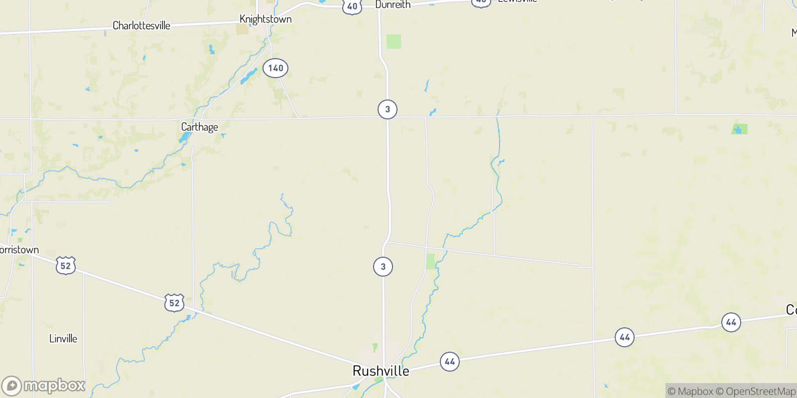 The best camping near Sexton, Indiana