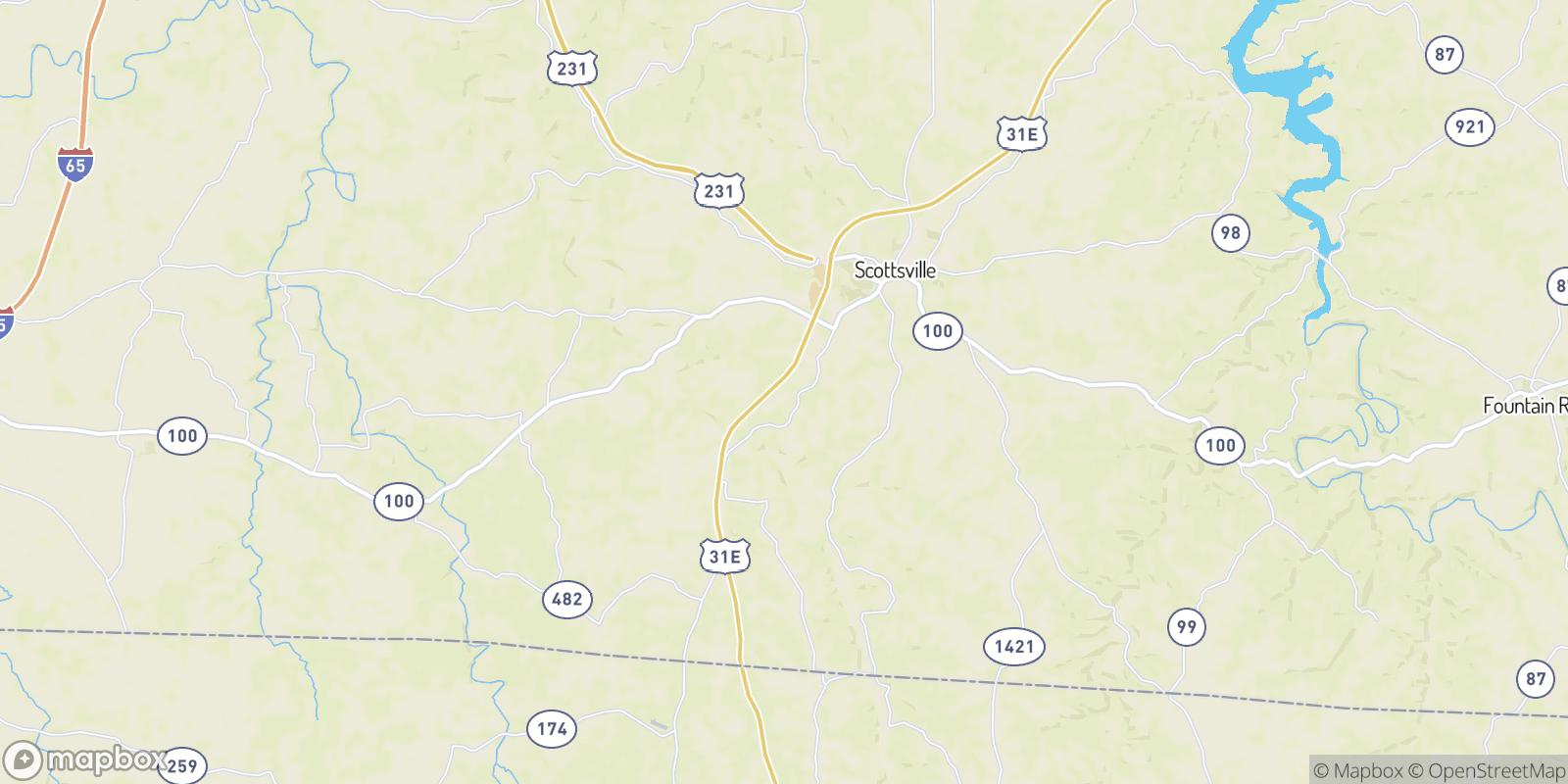 The best camping near Rodemer, Kentucky