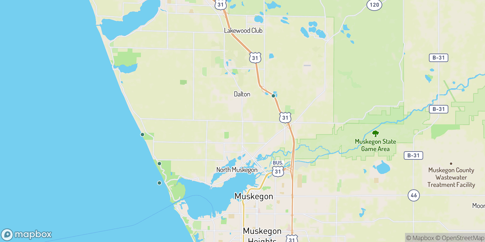 The best camping near Berry Junction, Michigan