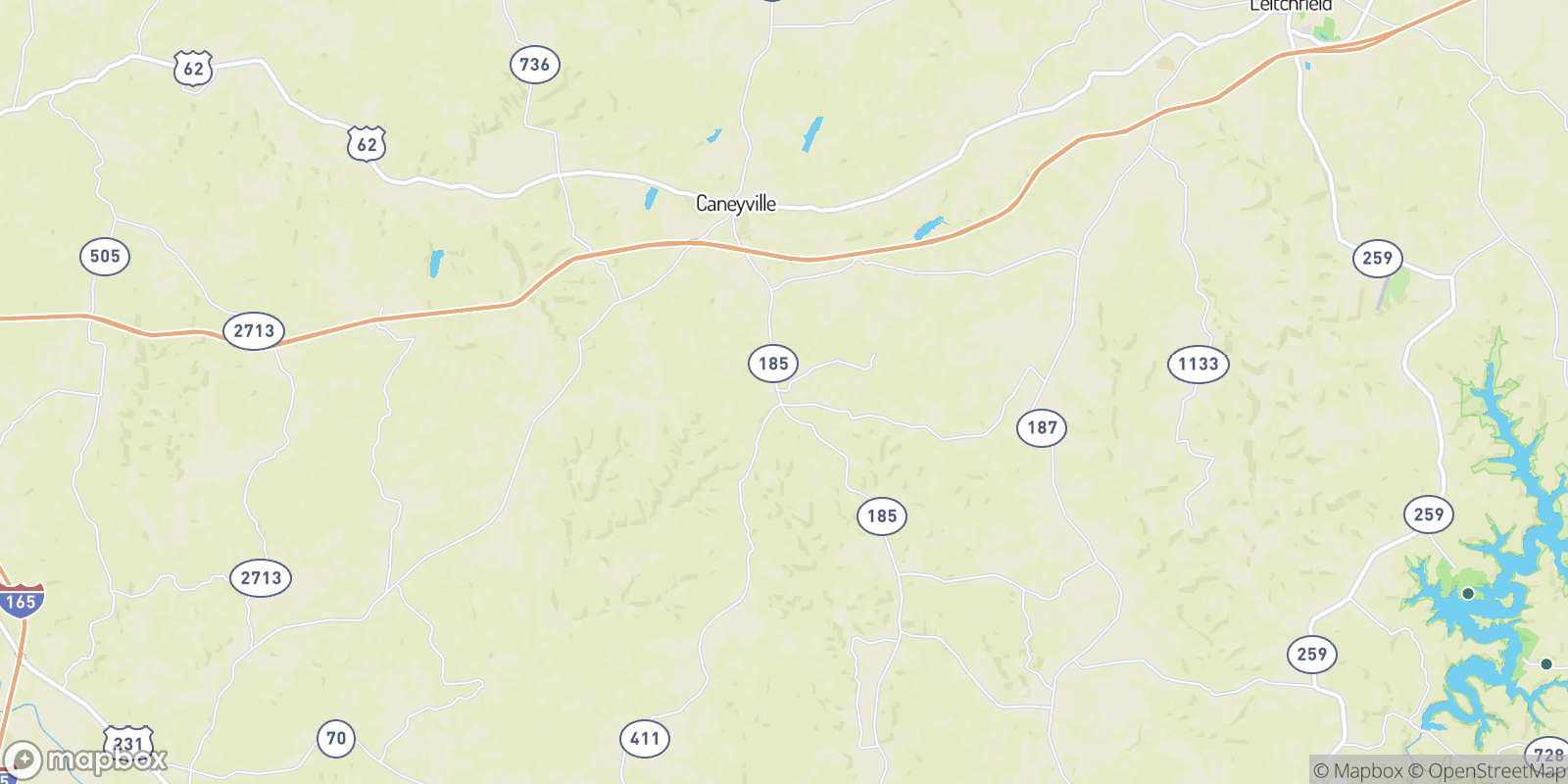 The best camping near Ready, Kentucky