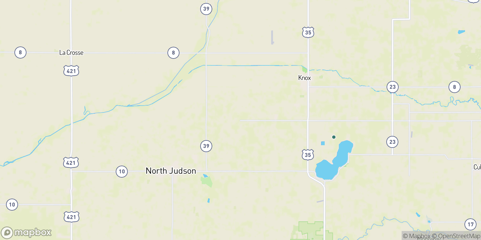 The best camping near Toto, Indiana
