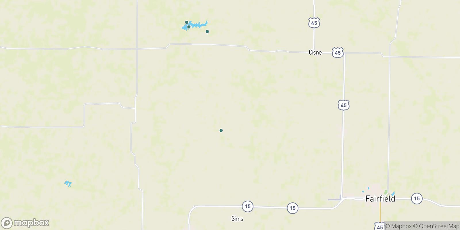The best camping near Round Prairie, Illinois