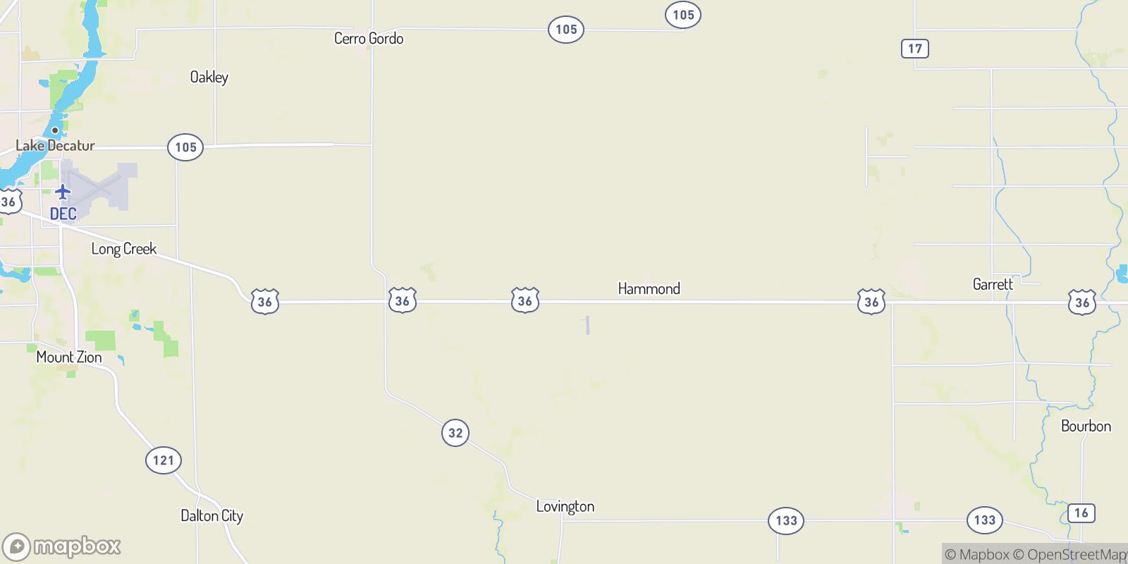 The best camping near Burrowsville, Illinois