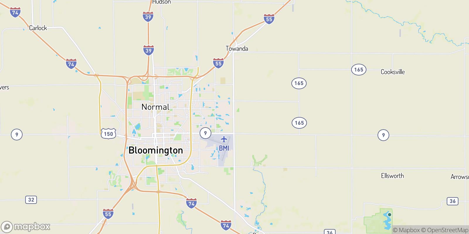 The best camping near Barnes, Illinois
