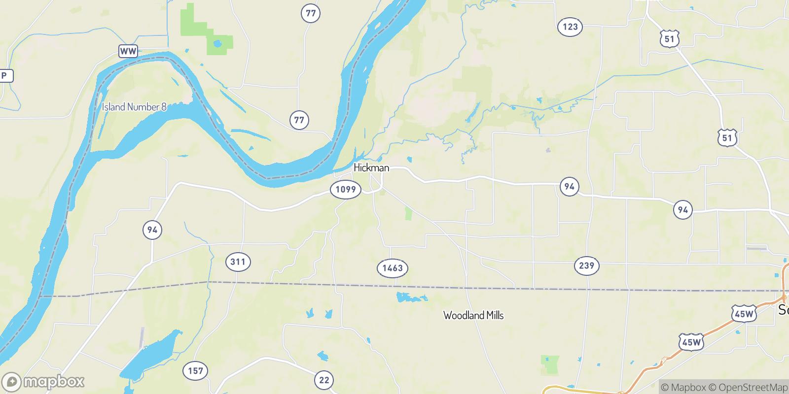 The best camping near Stubbs, Kentucky