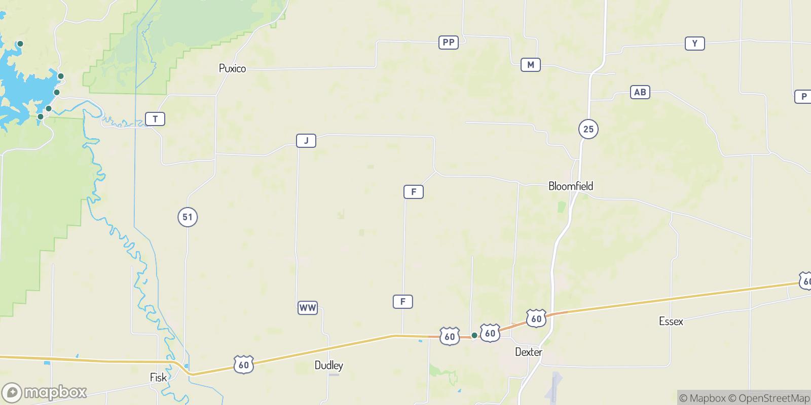 The best camping near Aid, Missouri