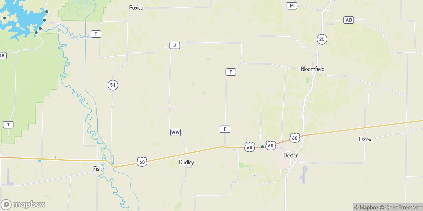 The best camping near Redd, Missouri