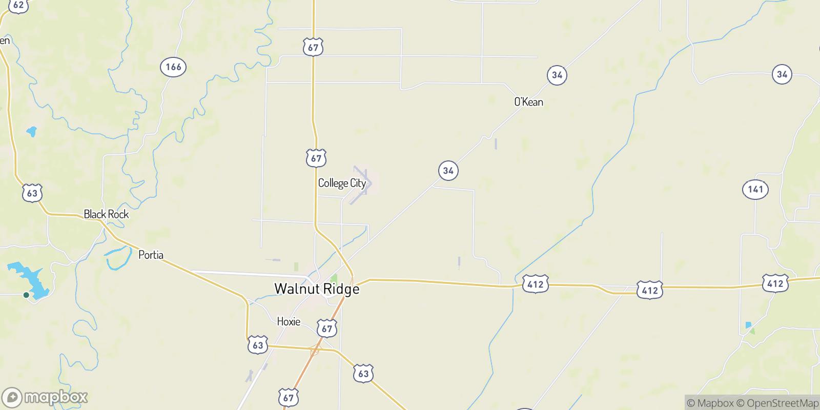 The best camping near Murta, Arkansas