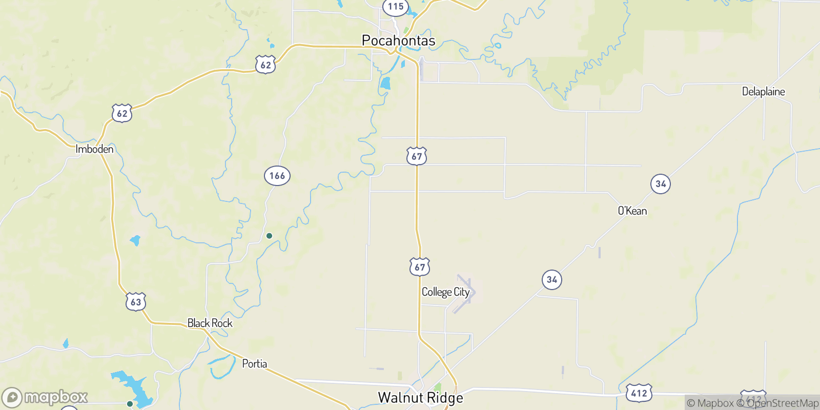The best camping near Elnora, Arkansas