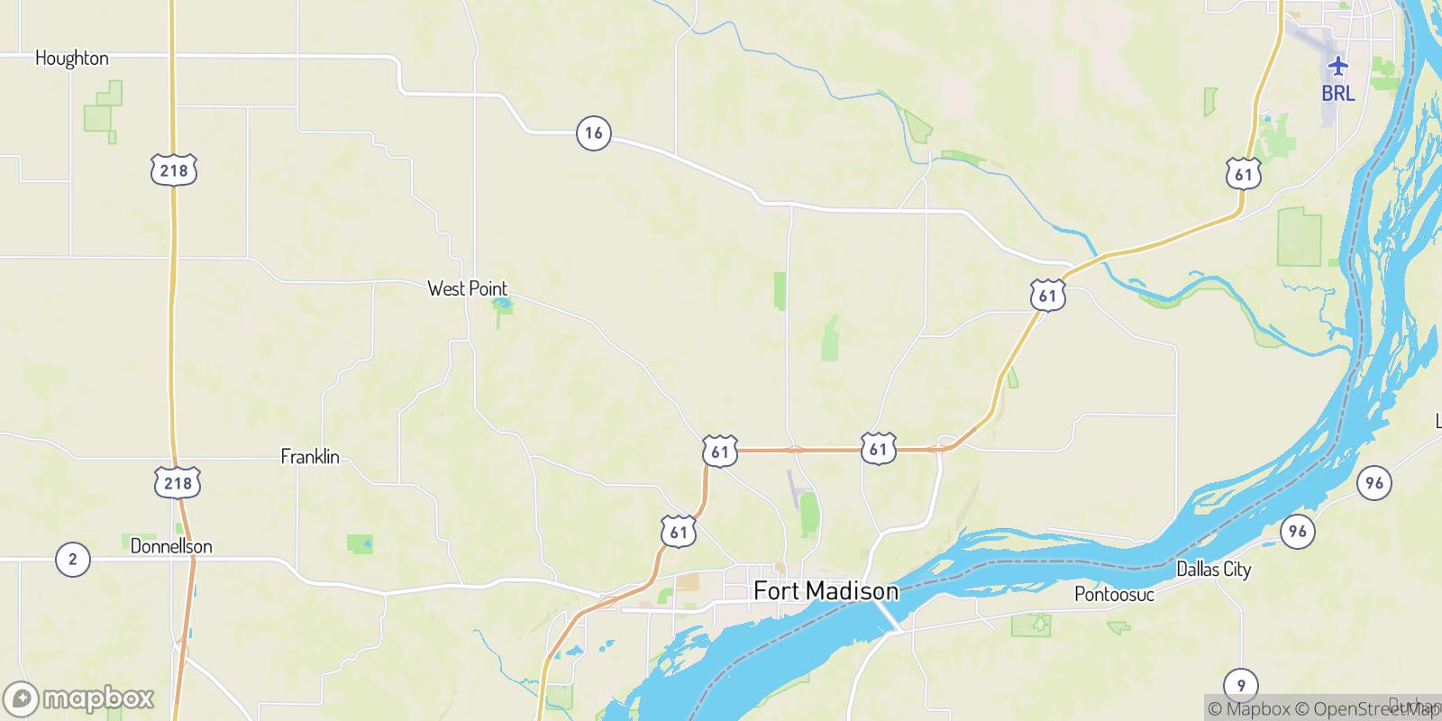 The best camping near Sawyer, Iowa