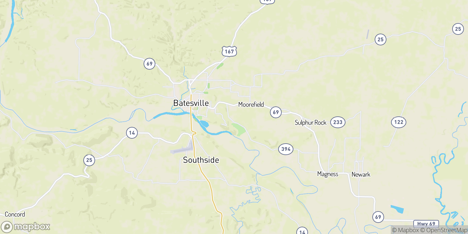 The best camping near Quail Valley, Arkansas