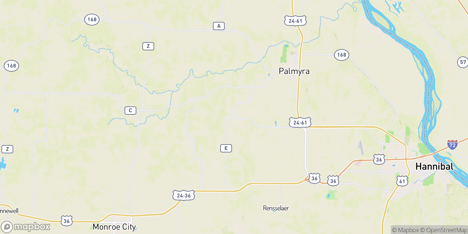 The best camping near Woodland, Missouri