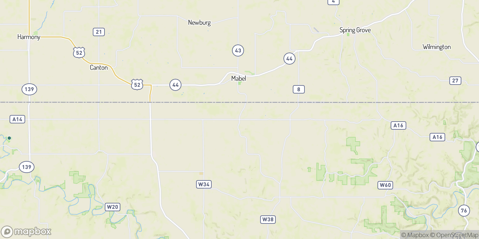 The best camping near Hesper, Iowa
