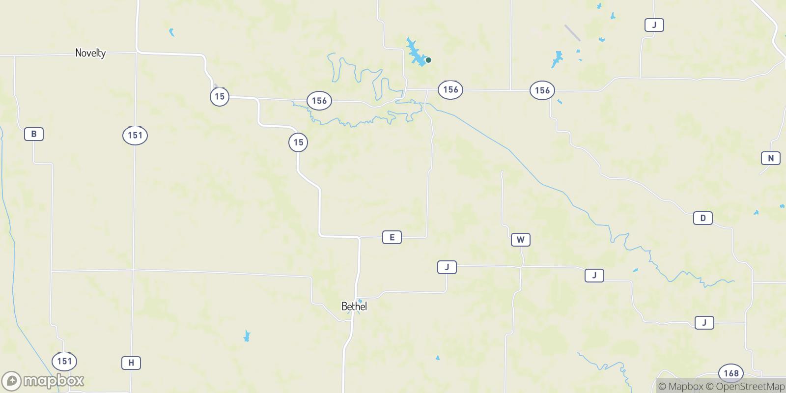 The best camping near Elgin, Missouri