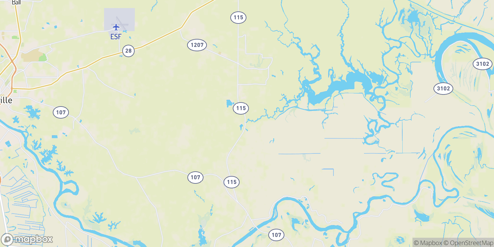 The best camping near North Point, Louisiana