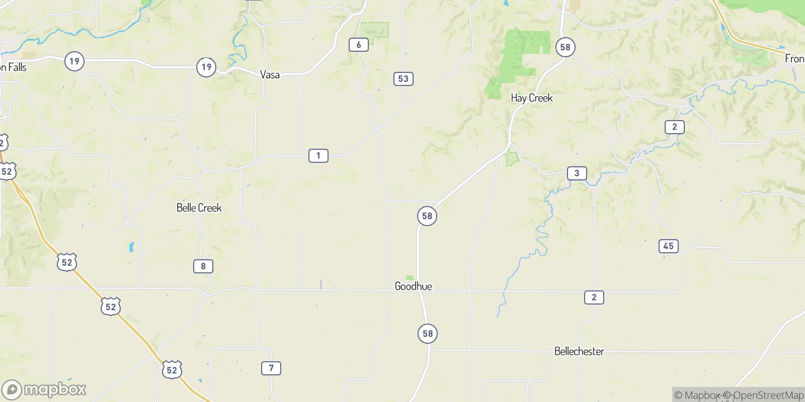 The best camping near Claybank, Minnesota