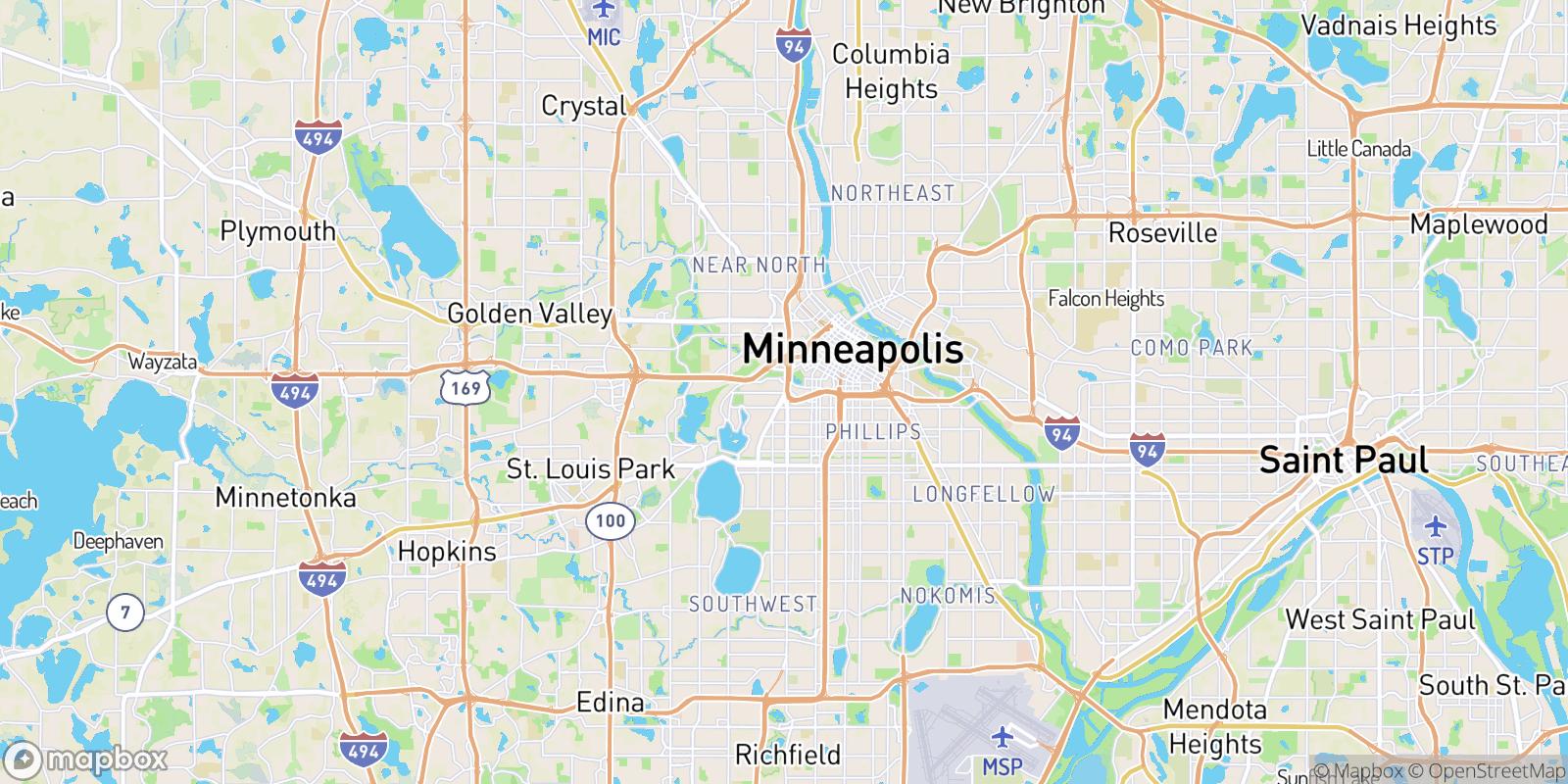 The best camping near Kenwood Gables, Minnesota