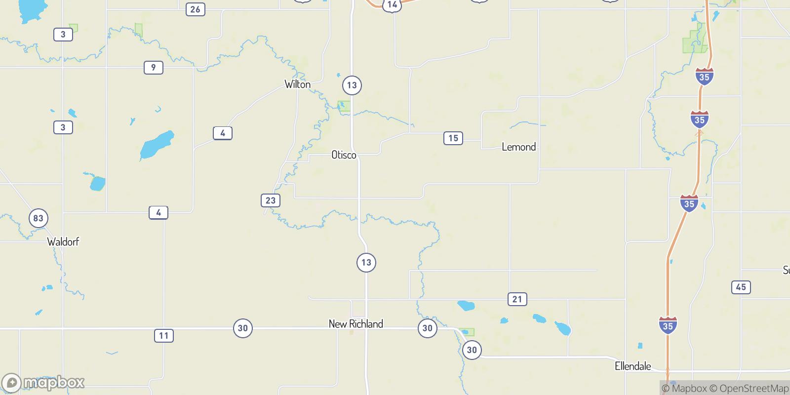 The best camping near Vista, Minnesota