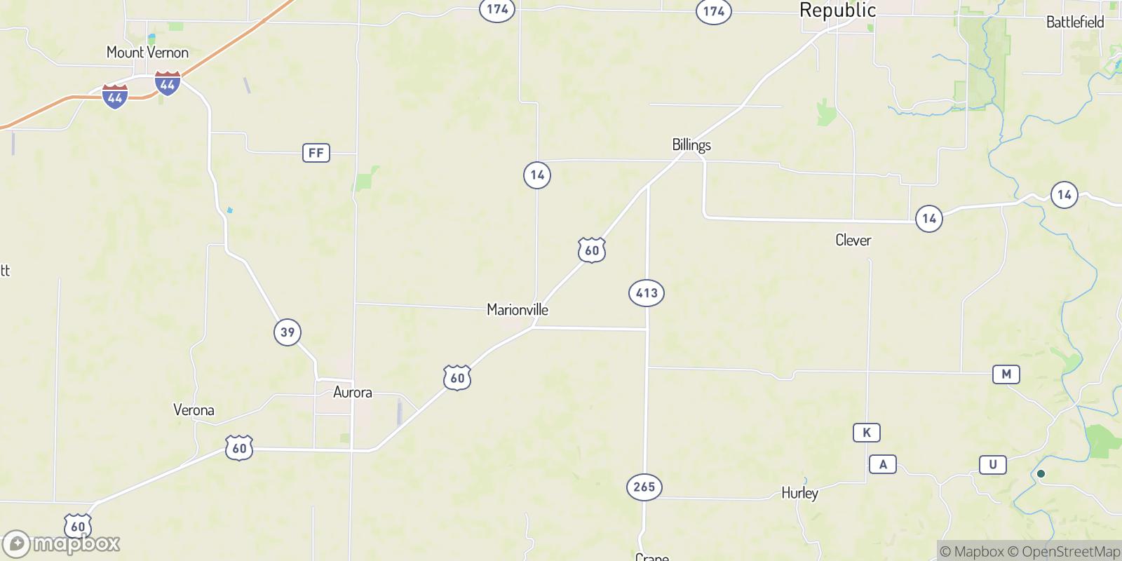 The best camping near Logan, Missouri