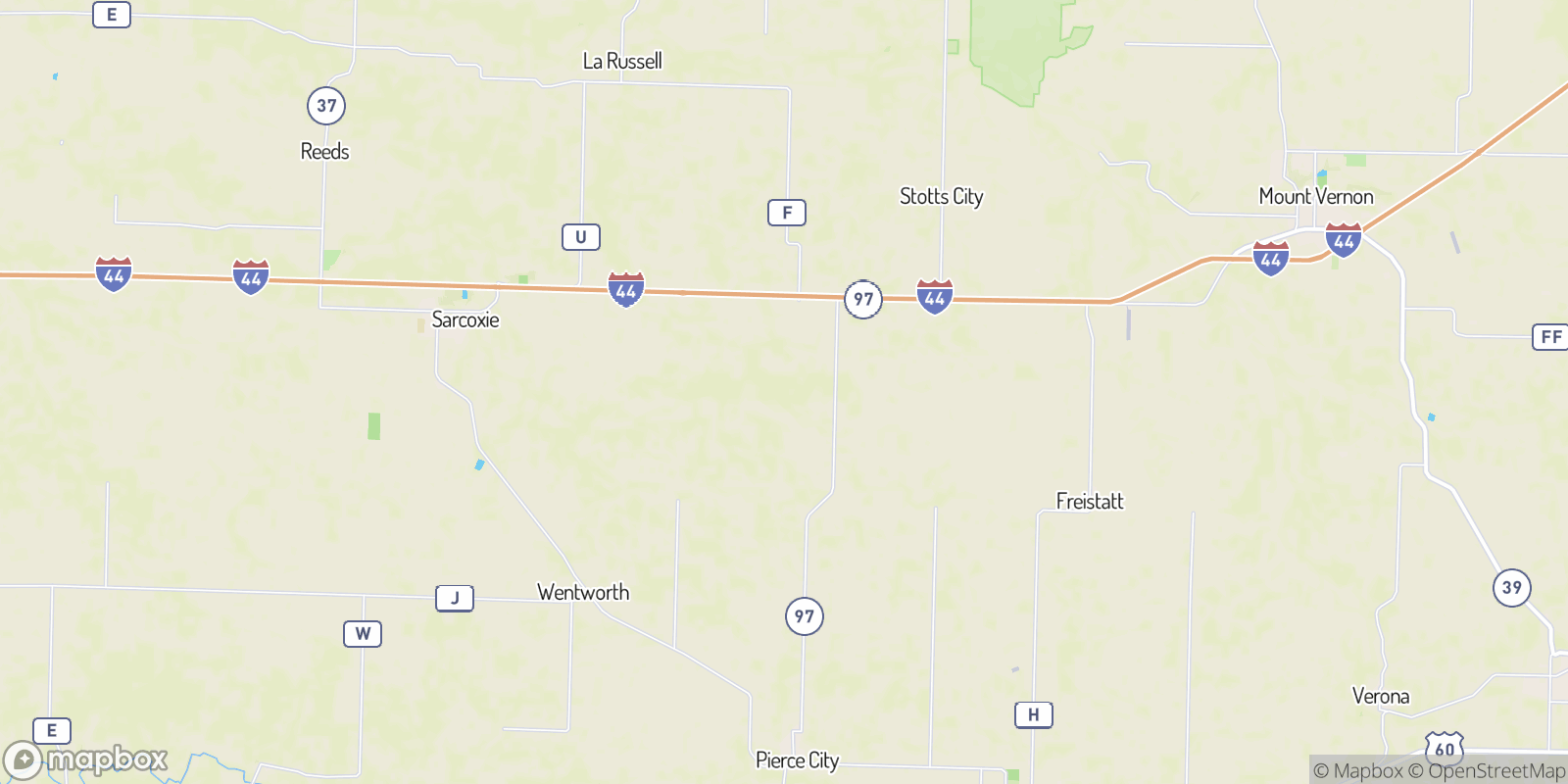 The best camping near Clarkson, Missouri