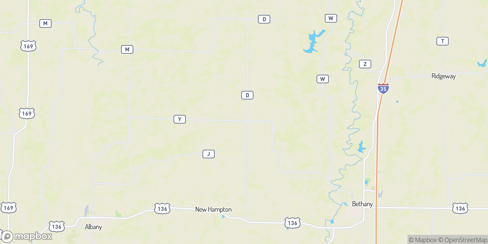 The best camping near Martinsville, Missouri