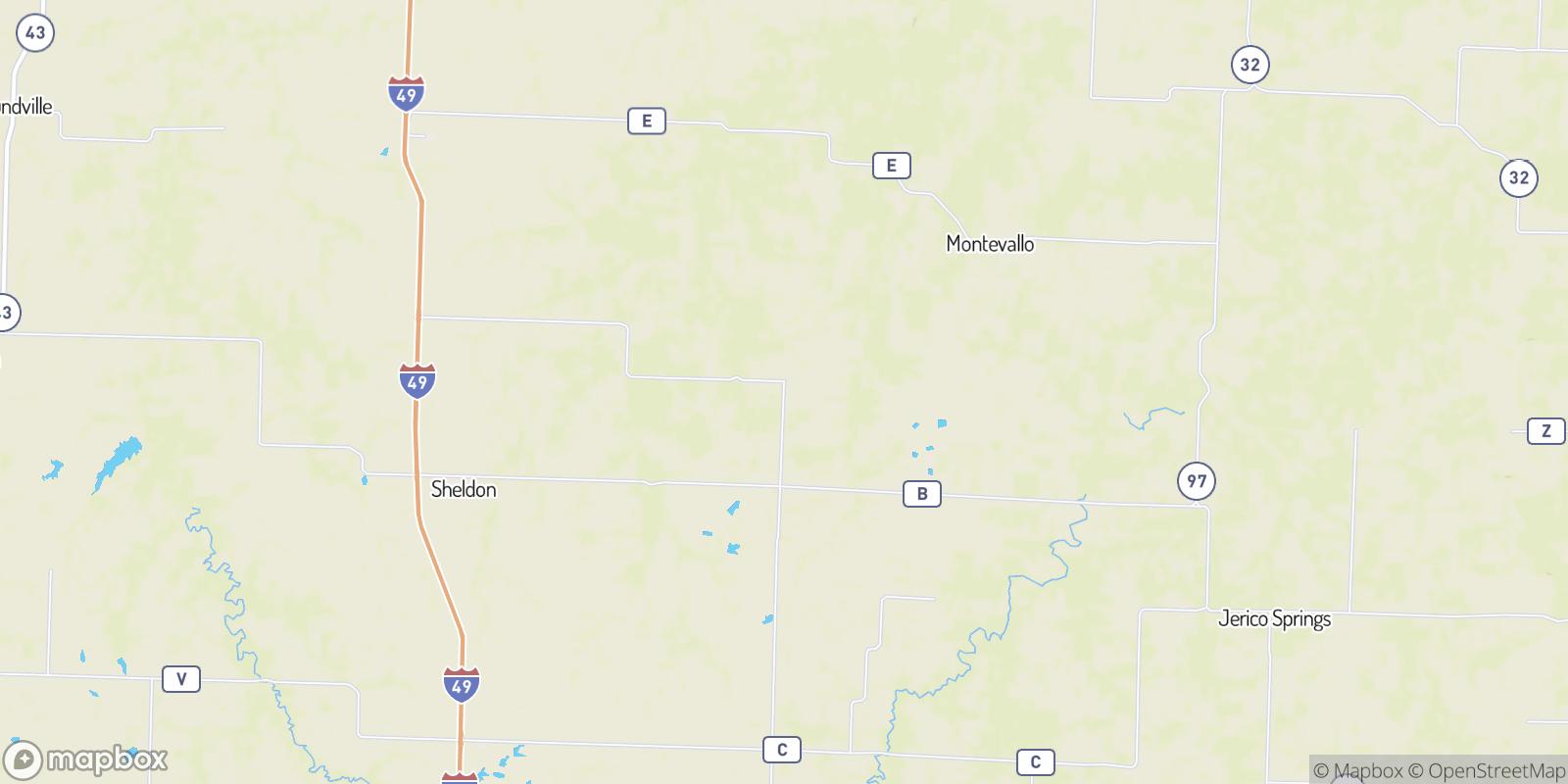 The best camping near Bellamy, Missouri